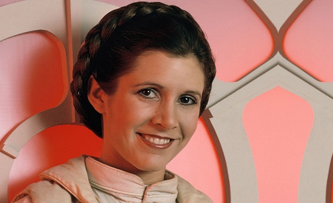 RIP: Carrie Fisher