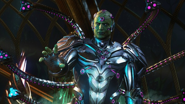Injustice 2 Story Trailer Drops, Brainiac, Darkseid, and Robin Revealed