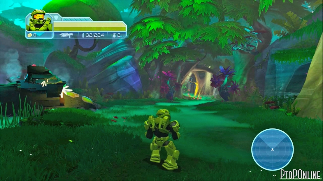 Halo Might Make a Mega Bloks game