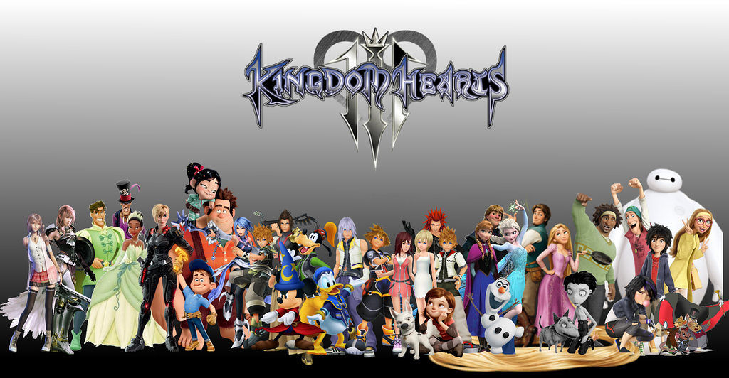 Kingdom Hearts 3 AND Final Fantasy 7 getting Delayed