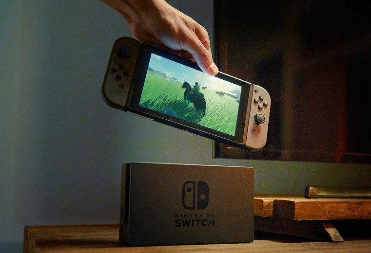 Nintendo Switch Needs More Storage