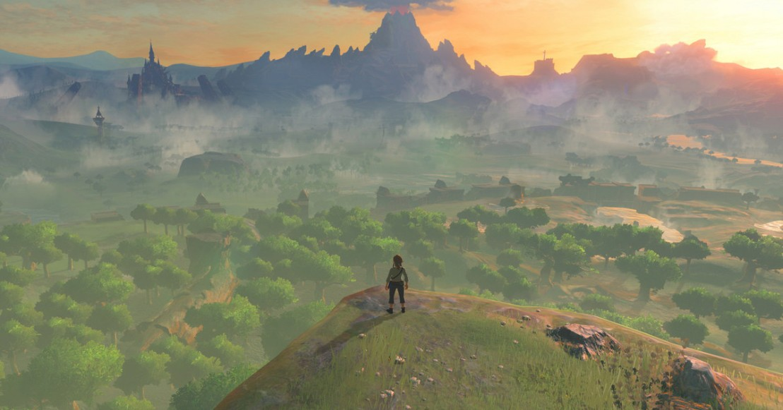 Zelda: Breath of the Wild Details Leaked